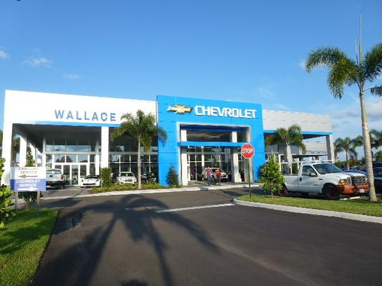 Wallace Chevrolet Stuart Fl >> Wallace Chevrolet Car Dealership In Stuart Fl 34997 Kelley Blue Book