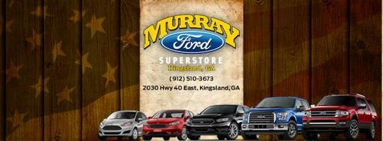 Murray Ford of Kingsland 1