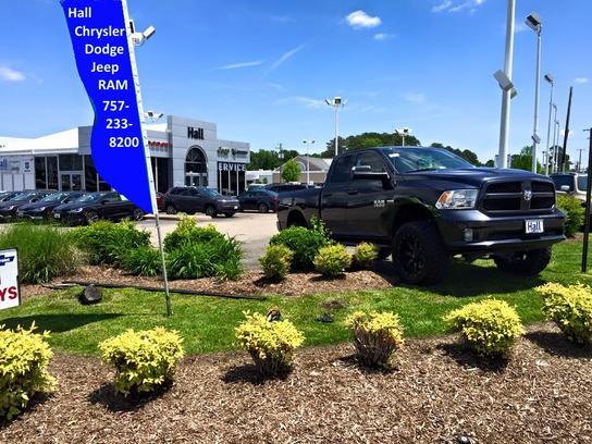 Hall Chrysler Dodge Jeep RAM Chesapeake 1 ...