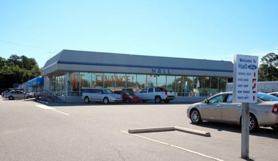 Hall Ford Hyundai Elizabeth City 2