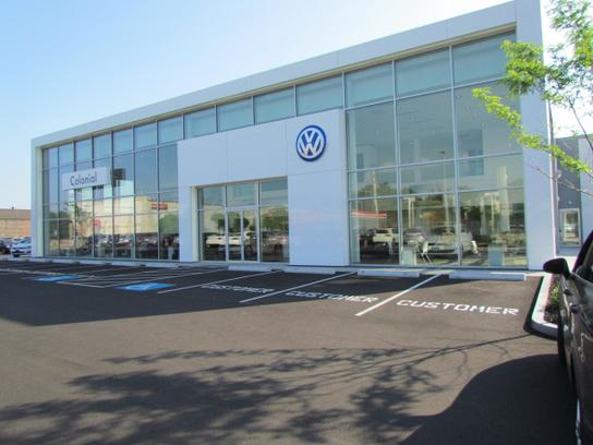 Colonial Volkswagen Of Medford Car Dealership In Medford Ma 02155