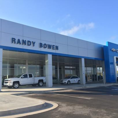 Randy Bowen Chevrolet Car Dealership In Chandler Ok 74834 Kelley Blue Book