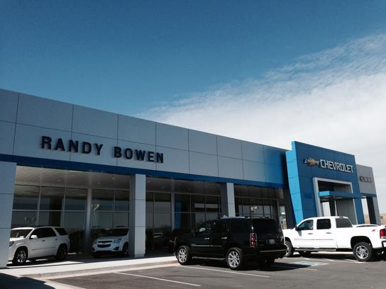 Randy Bowen Chevrolet 2