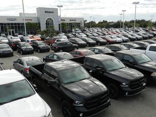 Airport Chrysler Dodge Jeep Ram Open 7 Days Car Dealership In Orlando Fl 32822 Kelley Blue Book