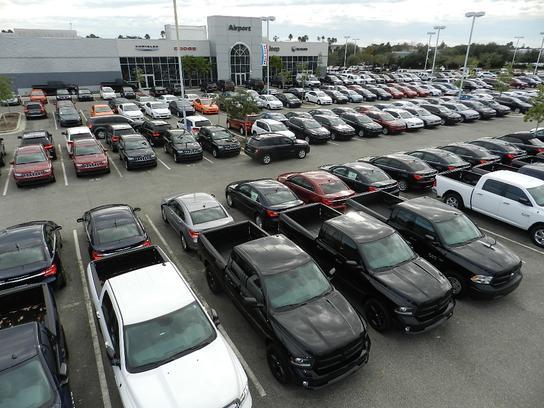 Airport Chrysler Dodge Jeep Open 7 Days Car Dealership