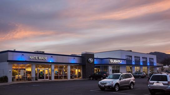 Nate Wade Subaru Car Dealership In Salt Lake City Ut 84111 Kelley