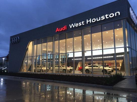 Houston Car Dealerships >> Audi West Houston Car Dealership In Houston Tx 77079 Kelley Blue Book