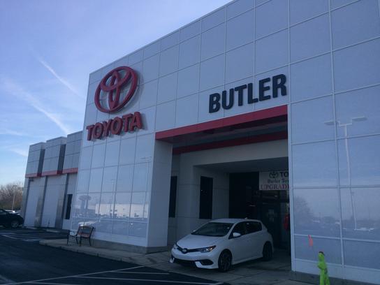 Toyota Dealership Indianapolis >> Butler Toyota Scion Car Dealership In Indianapolis In 46240