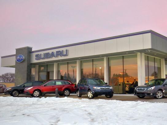 Serra Traverse City Cadillac Subaru Audi VW car dealership ...