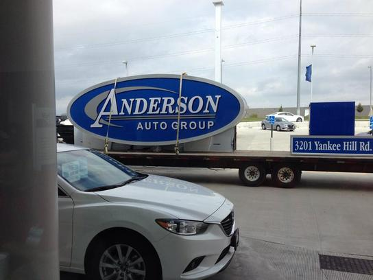Anderson Mazda of Lincoln 2