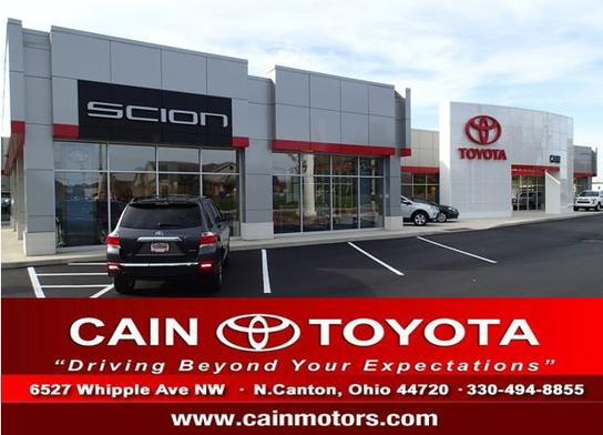 Lovely Cain Toyota Car Dealership In NORTH CANTON, OH 44720 7339 | Kelley Blue Book