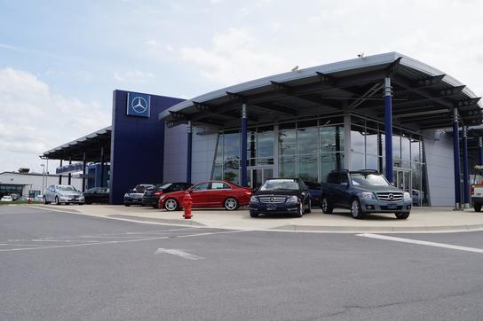 Mercedes benz of silver spring car dealership in silver for Silver spring mercedes benz service