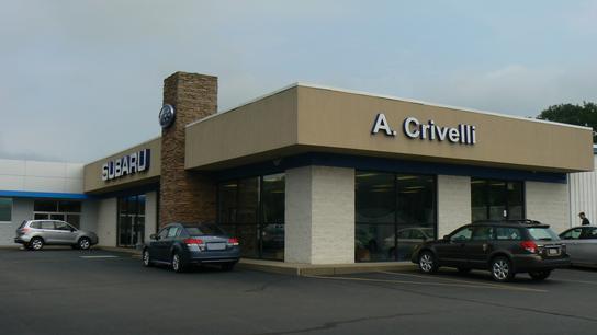 A Crivelli Chevrolet car dealership in Franklin, PA 16323 | Kelley