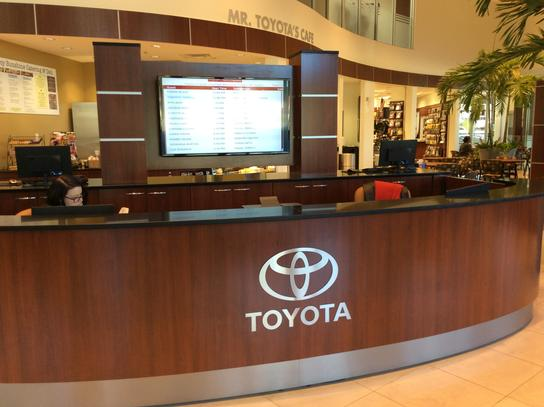 Toyota of North Charlotte 1