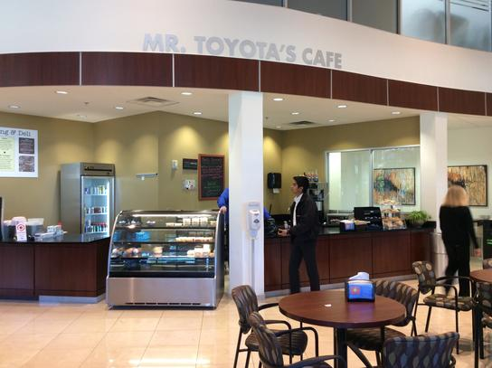 Toyota of North Charlotte 2