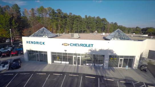 Hendrick Chevrolet Cary Car Dealership In Cary, NC 27511 | Kelley Blue Book