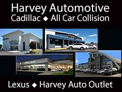 Harvey Cadillac, Lexus and Harvey Auto Outlet
