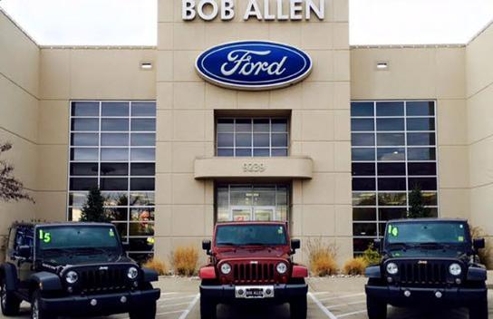 Bob Allen Ford Car Dealership In OVERLAND PARK, KS 66212 1405 | Kelley Blue  Book