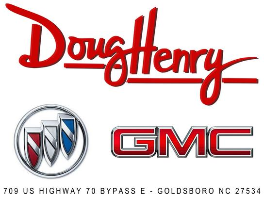Doug Henry Buick Gmc Car Dealership In Goldsboro Nc 27534 1625