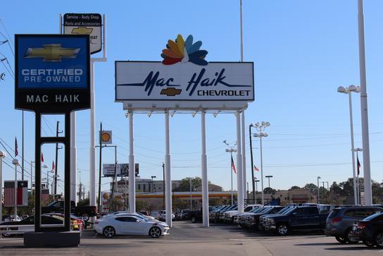 Mac Haik Chevrolet car dealership in HOUSTON, TX 77079-1739 | Kelley