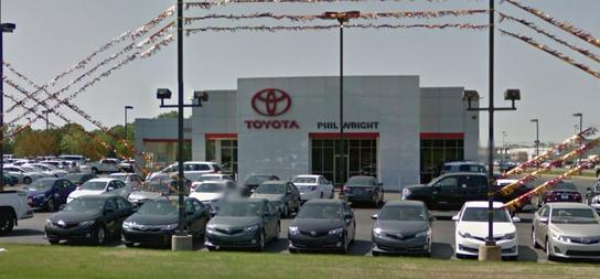 Phil Wright Toyota 3
