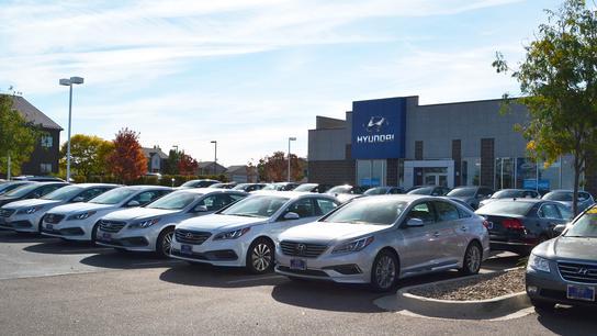 Car Dealerships In Greeley Co >> Hyundai Of Greeley Car Dealership In Greeley Co 80634 4122
