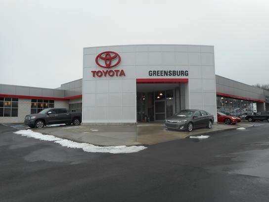 Car Dealership Ratings And Reviews   Toyota Of Greensburg In Greensburg, PA  15601 | Kelley Blue Book