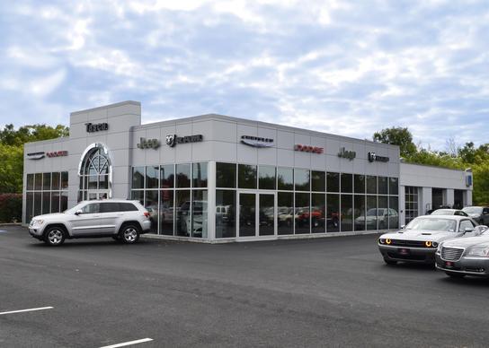 Tasca Chrysler Dodge Jeep Ram Car Dealership In Westerly Ri 02891
