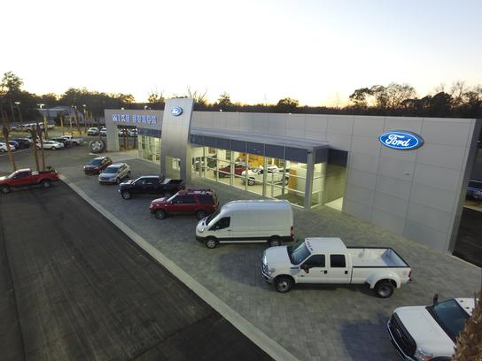 Mike Burch Ford Blackshear Car Dealership In Blackshear Ga 31516