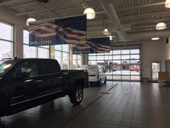Bergstrom Chevrolet of Madison car dealership in MADISON ...