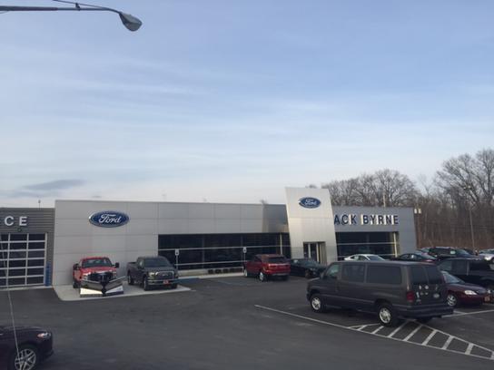 Jack Byrne Ford >> Car Dealership Specials At Jack Byrne Ford In Mechanicville Ny