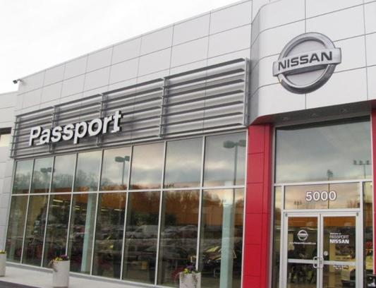 Passport Nissan 1