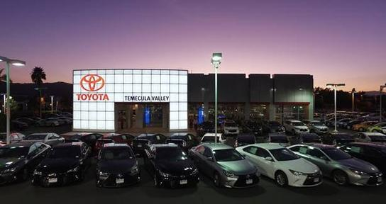 Toyota Of Temecula >> Temecula Valley Toyota Car Dealership In Temecula Ca 92591 Kelley