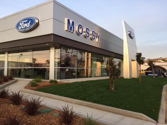 San Diego Ford Dealers >> Mossy Ford Car Dealership In San Diego Ca 92109 4919