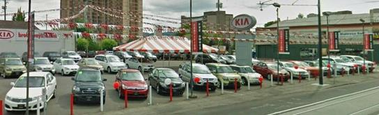 Kia of Portland on Broadway