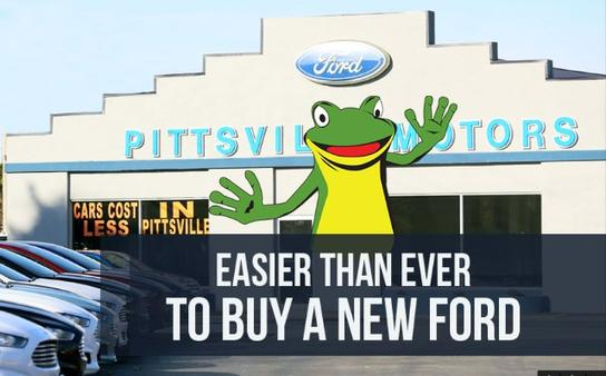 Pittsville Ford 2