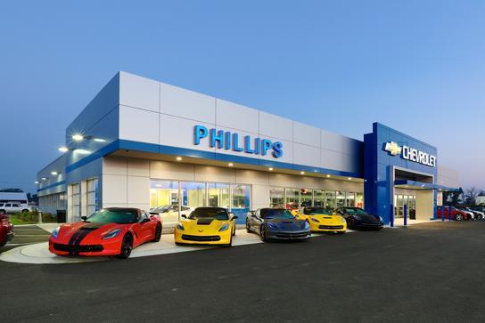 Phillips Chevrolet Of Lansing Car Dealership In LANSING IL - Phillips chevy car show
