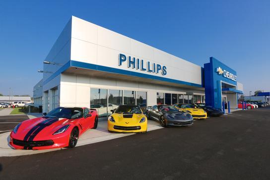 Phillips Chevrolet Of Lansing Car Dealership In Lansing Il 60438 Kelley Blue Book