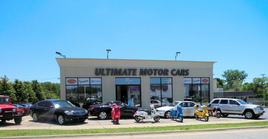 Ultimate Motor Cars