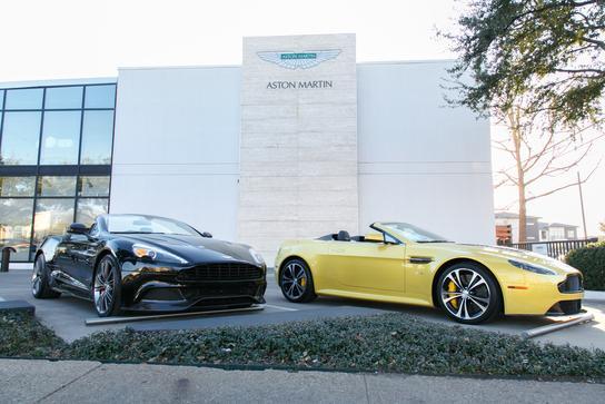 Aston Martin Of Dallas Car Dealership In Dallas TX Kelley - Aston martin dallas
