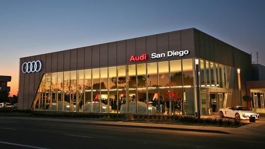 San Diego Audi >> Audi San Diego Car Dealership In San Diego Ca 92126