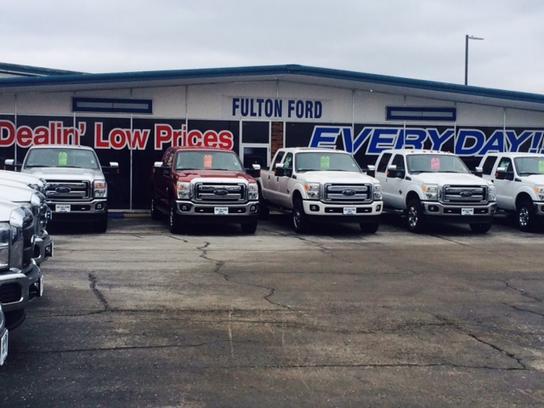 & Fulton Ford car dealership in FULTON MO 65251 - Kelley Blue Book markmcfarlin.com