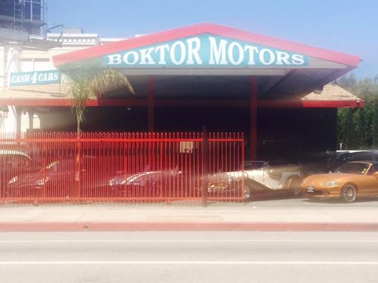 Boktor Motors Inc 1