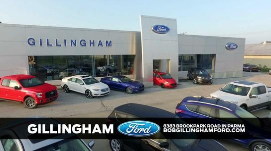 Bob Gillingham Ford car dealership in Cleveland, OH 44129 ...