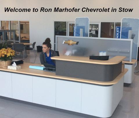 Ron Marhofer Chevrolet Car Dealership In Stow Oh 44224 Kelley