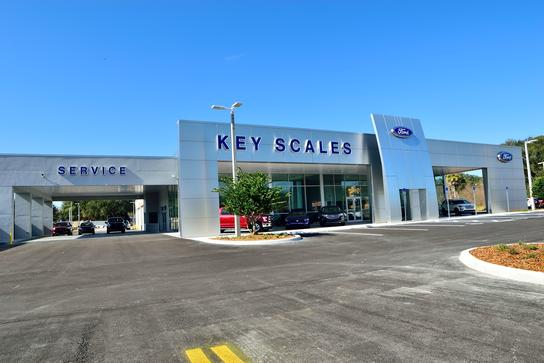 Key Scales Ford 3