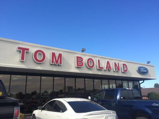 Tom Boland Ford Inc