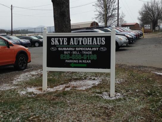 Autohaus Of Asheville >> Skye Autohaus Llc Car Dealership In Weaverville Nc 28787 Kelley