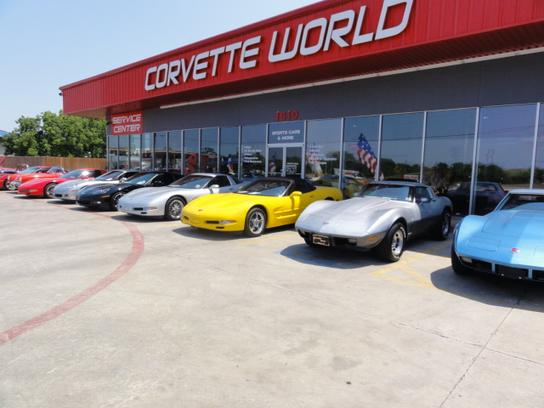 Corvette World Dallas