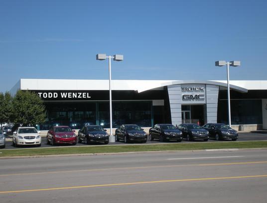 Westland Gmc Dealer >> Todd Wenzel Buick Gmc Of Westland Car Dealership In Westland Mi